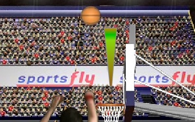 Game's screenshot - 3 Point Shootout