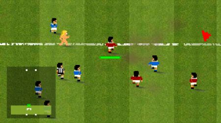 Game's screenshot - A game Of 3 Halves