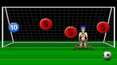 Game's screenshot - Android Soccer