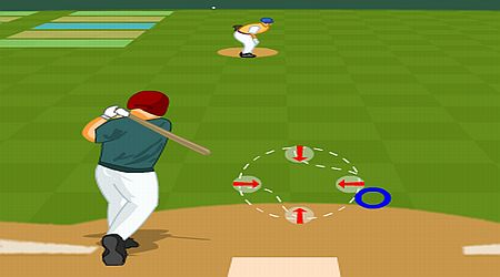 Game's screenshot - Arcade Baseball