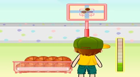 Game's screenshot - Backyard Basketball