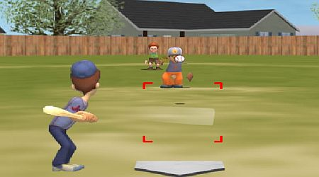 Delicieux Gameu0027s Screenshot   Backyard Sports: Sandlot Sluggers ...