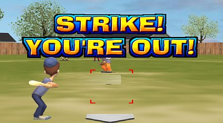 Game's screenshot - Backyard Sports: Sandlot Sluggers