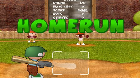Game's screenshot - Baseball Jam