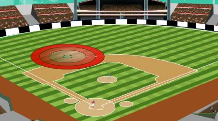 Game's screenshot - Baseball League