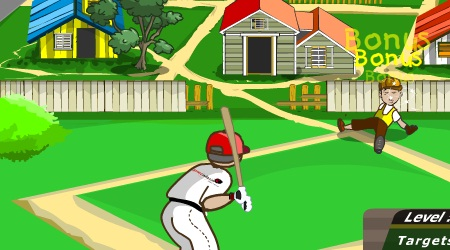 Game's screenshot - Baseball Mayhem