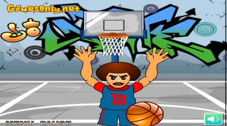 Game's screenshot - Basketball