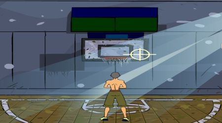 Game's screenshot - Basketball Shooting