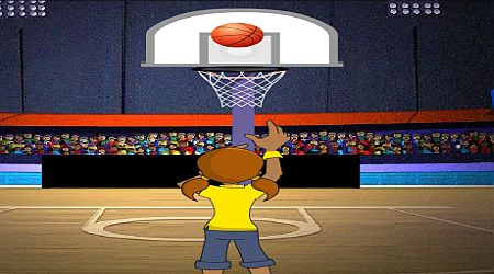 Game's screenshot - Basket Trick