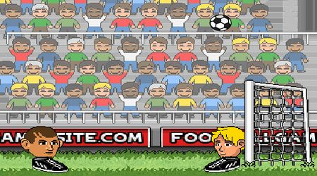 Game's screenshot - Big Head Football