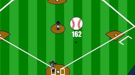 Game's screenshot - Big Joe Homerun Challenge