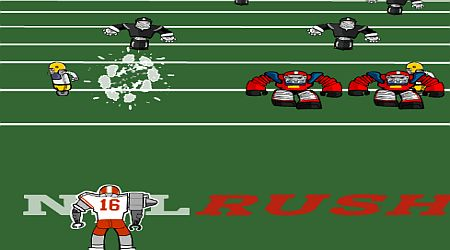 Game's screenshot - Blitz Bots