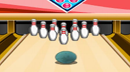 Game's screenshot - Bowling Mania