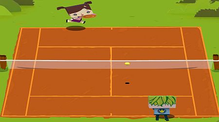 Game's screenshot - Box-Brothers Tennis