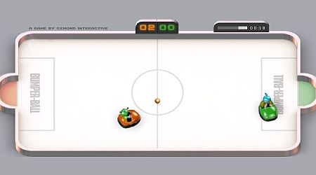 Game's screenshot - Bumper Ball