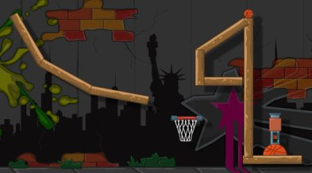 Game's screenshot - Cannon Basketball