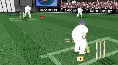 Game's screenshot - Cricket Challenge