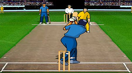 Game's screenshot - Cricket Championship 2008