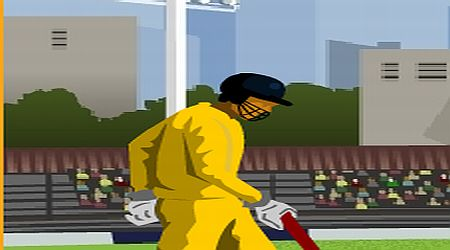 Game's screenshot - Cricket: The Batsmans Game