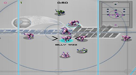 Game's screenshot - Crunch Ball 3000