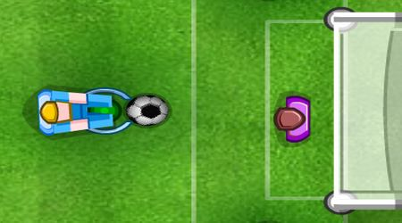 Game's screenshot - Elastic Soccer