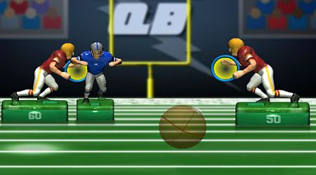 Game's screenshot - Electric QB
