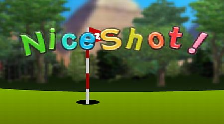 Game's screenshot - Everybodys Golf