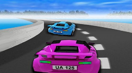 Game's screenshot - Extreme Racing 2