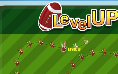 Game's screenshot - Field Goal
