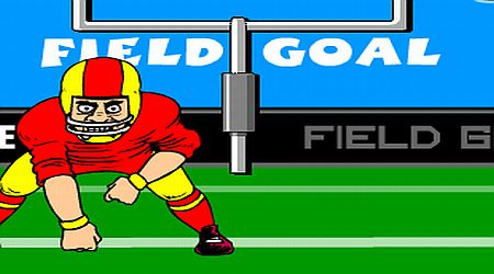 Game's screenshot - Field Goal 2