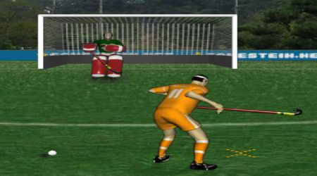 Game's screenshot - Field Hockey