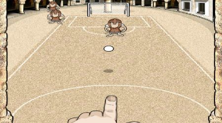 Game's screenshot - Finger Footy