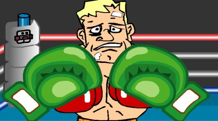 Game's screenshot - Fisticuffs Boxing