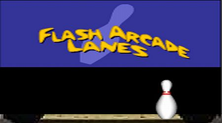 flash bowling game