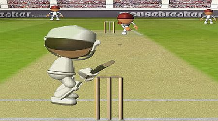 Game's screenshot - Flash Cricket 2