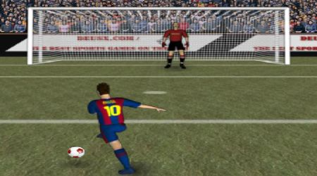 Game's screenshot - Football Champions