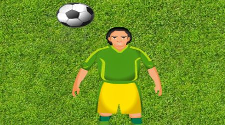 Game's screenshot - Football Header