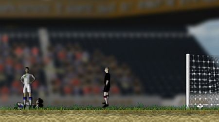 Game's screenshot - Football Lob Master