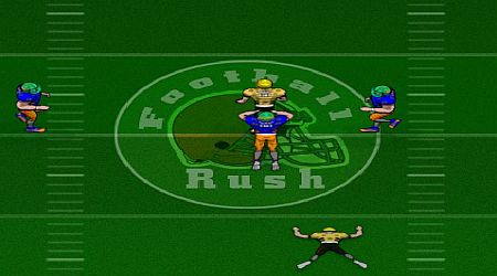 Game's screenshot - Football Rush