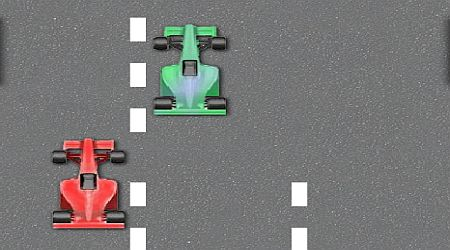 Game's screenshot - Formula 1 Champion