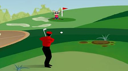 Game's screenshot - Golf