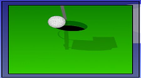 Game's screenshot - Golf Ace