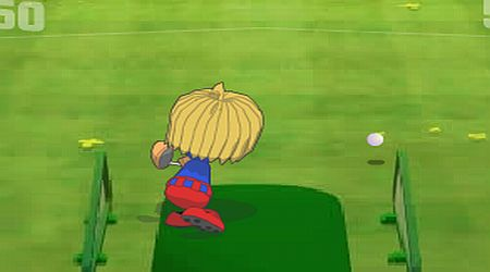Game's screenshot - Golf Jam