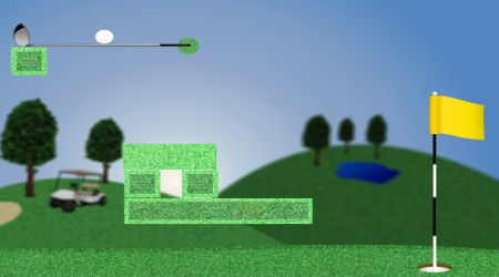 Game's screenshot - Green Physics