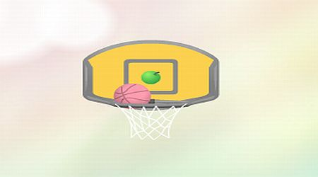 Game's screenshot - Groovy Hoops