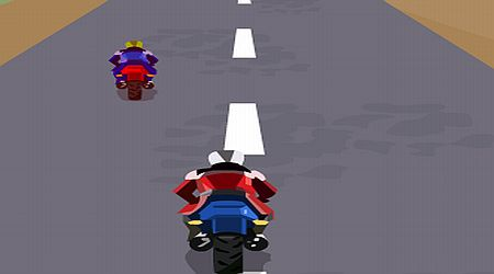 Game's screenshot - Highway Dash