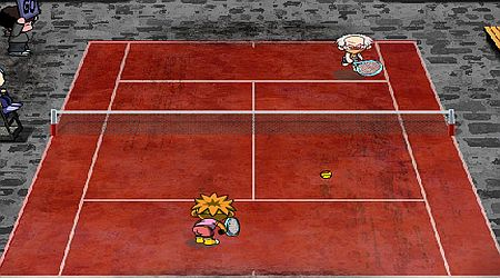 Game's screenshot - Hip Hop Tennis