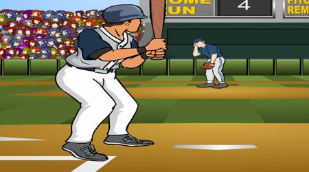 Game's screenshot - Homerun Champion