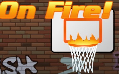 Game's screenshot - Hoops Mania