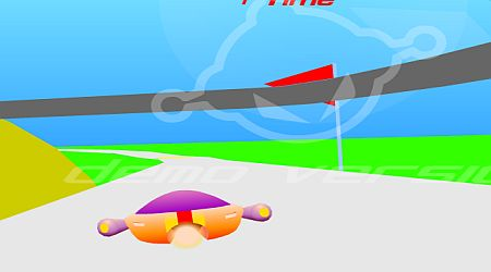 Game's screenshot - Hyper Trak